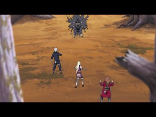 Naruto: Shippuuden / ������: ��������� ������� / ������: �������� / ������: ������ ����� 86-87 ����� [HD]